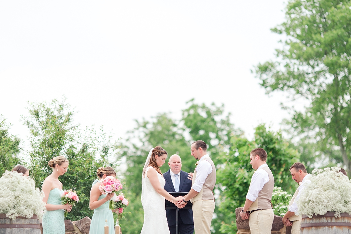 A Bull Run Winery Wedding | DC Wedding Photographer_1417