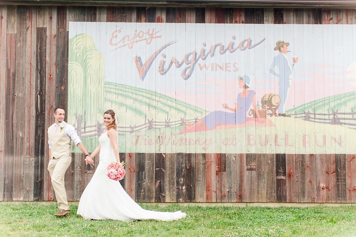 A Bull Run Winery Wedding | DC Wedding Photographer_1443