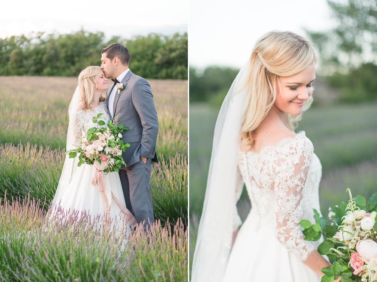 wedding portraits in frenchlavender fields in provence, Franve by photographer Katelyn James_1797