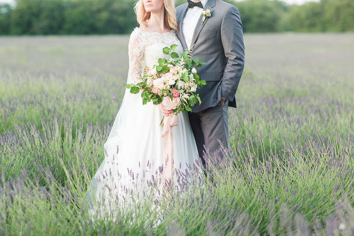 wedding portraits in french lavender fields in provence, Franve by photographer Katelyn James_1814