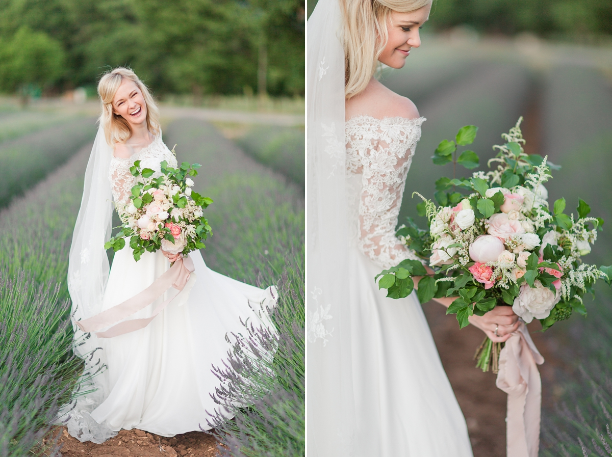 wedding portraits in frenchlavender fields in provence, Franve by photographer Katelyn James_1815