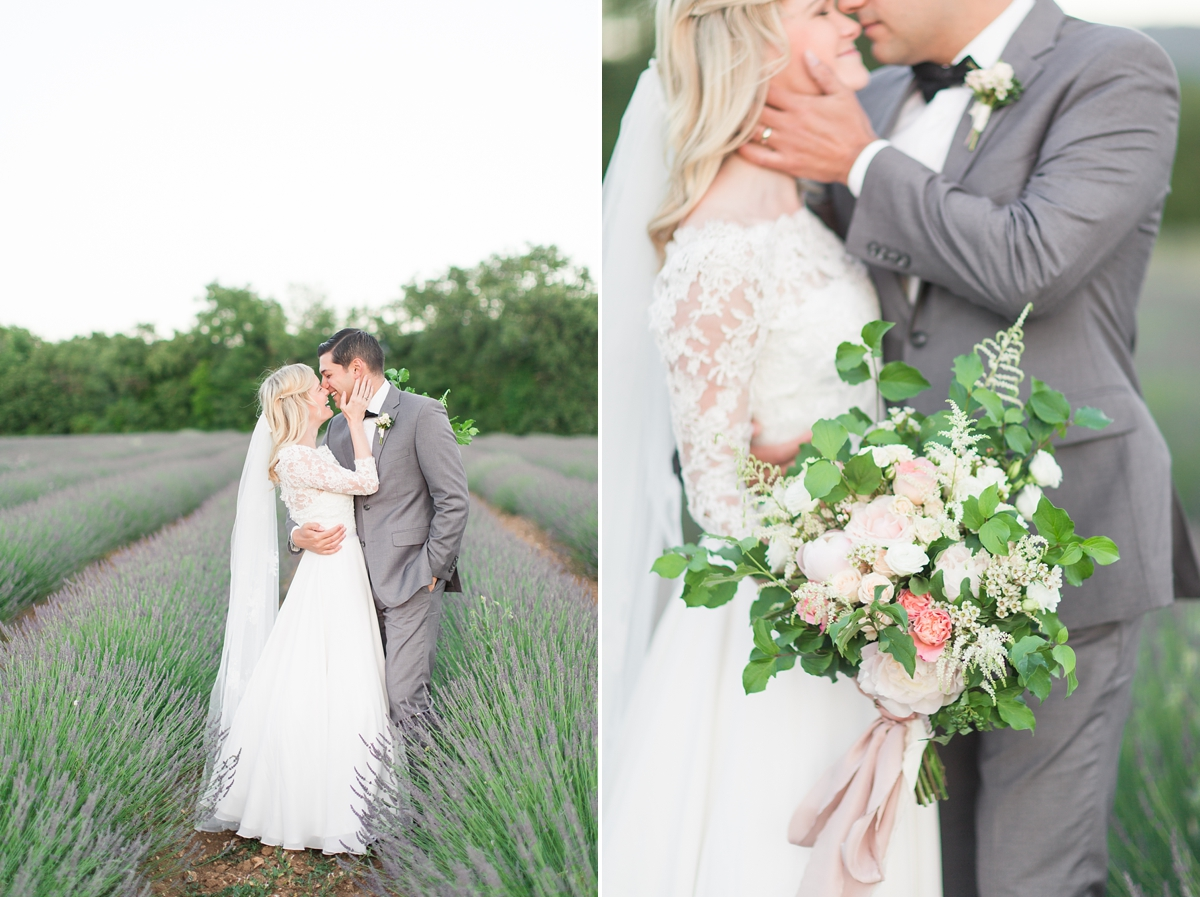 wedding portraits in frenchlavender fields in provence, Franve by photographer Katelyn James_1819