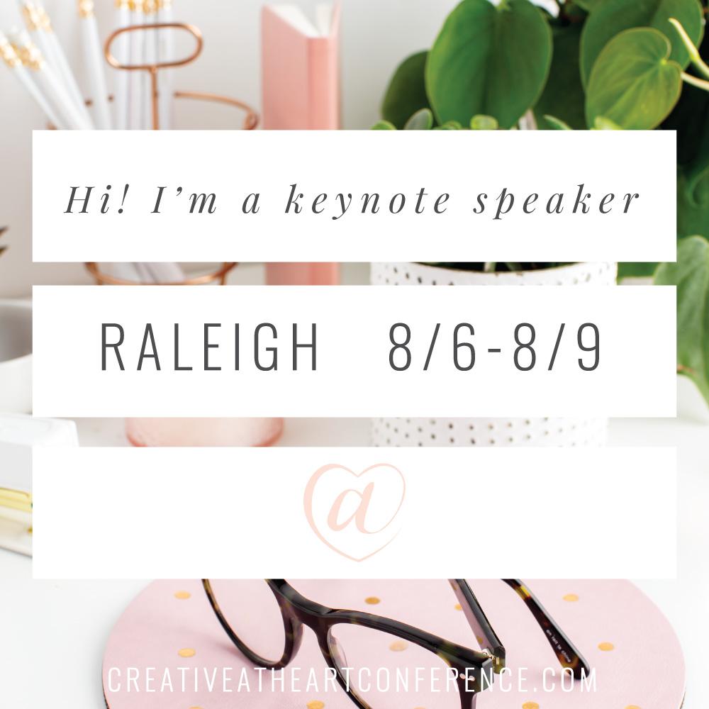 Raleigh-Keynote-Speaker
