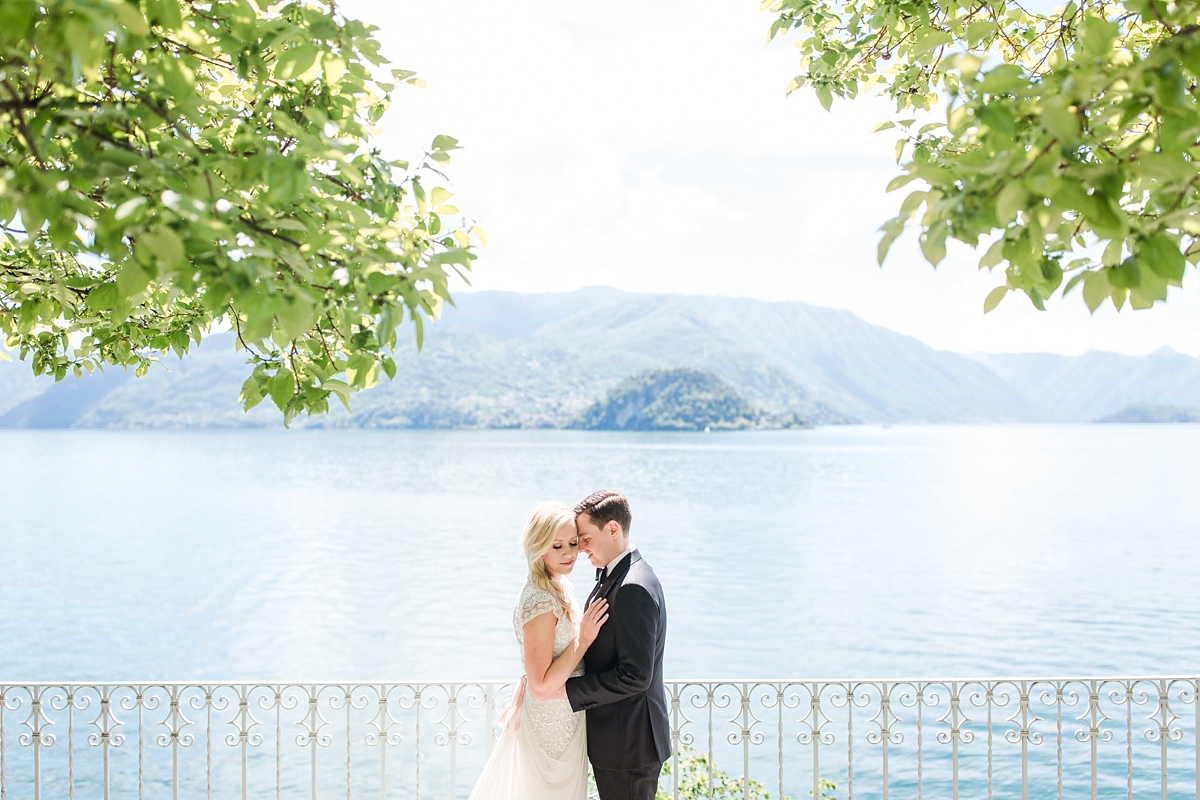 A Varenna Italy Wedding on Lake Como Villa Cipressi Photos_0974