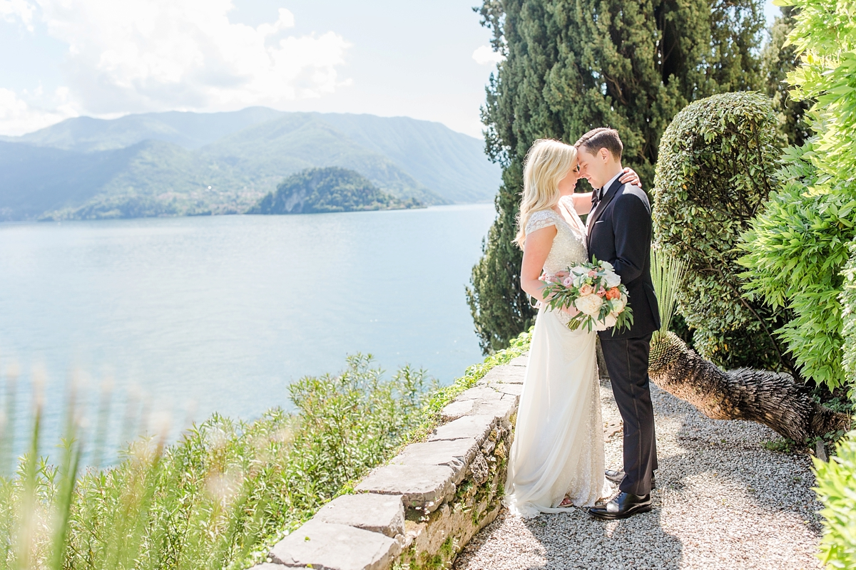 A Varenna Italy Wedding on Lake Como Villa Cipressi Photos_0988