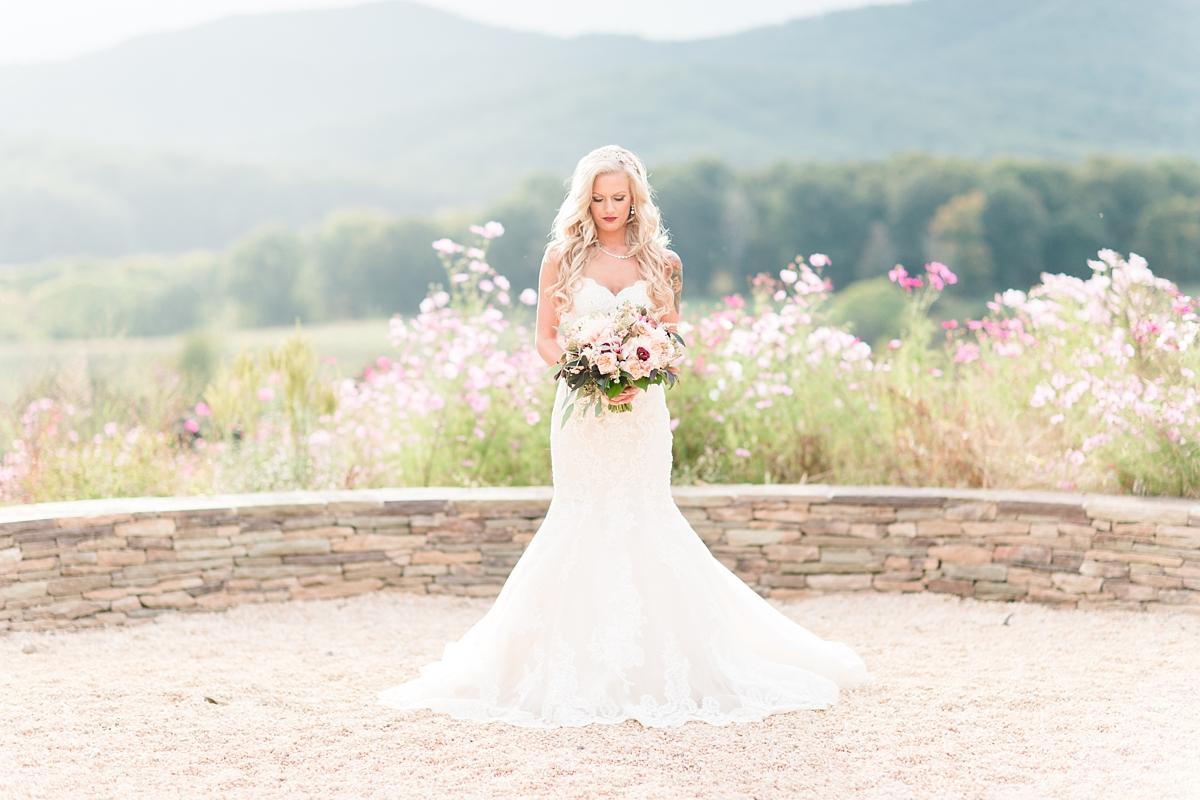 A Rustic Glam Pippin Hill Farm Wedding in Charlottesville, VA_0492
