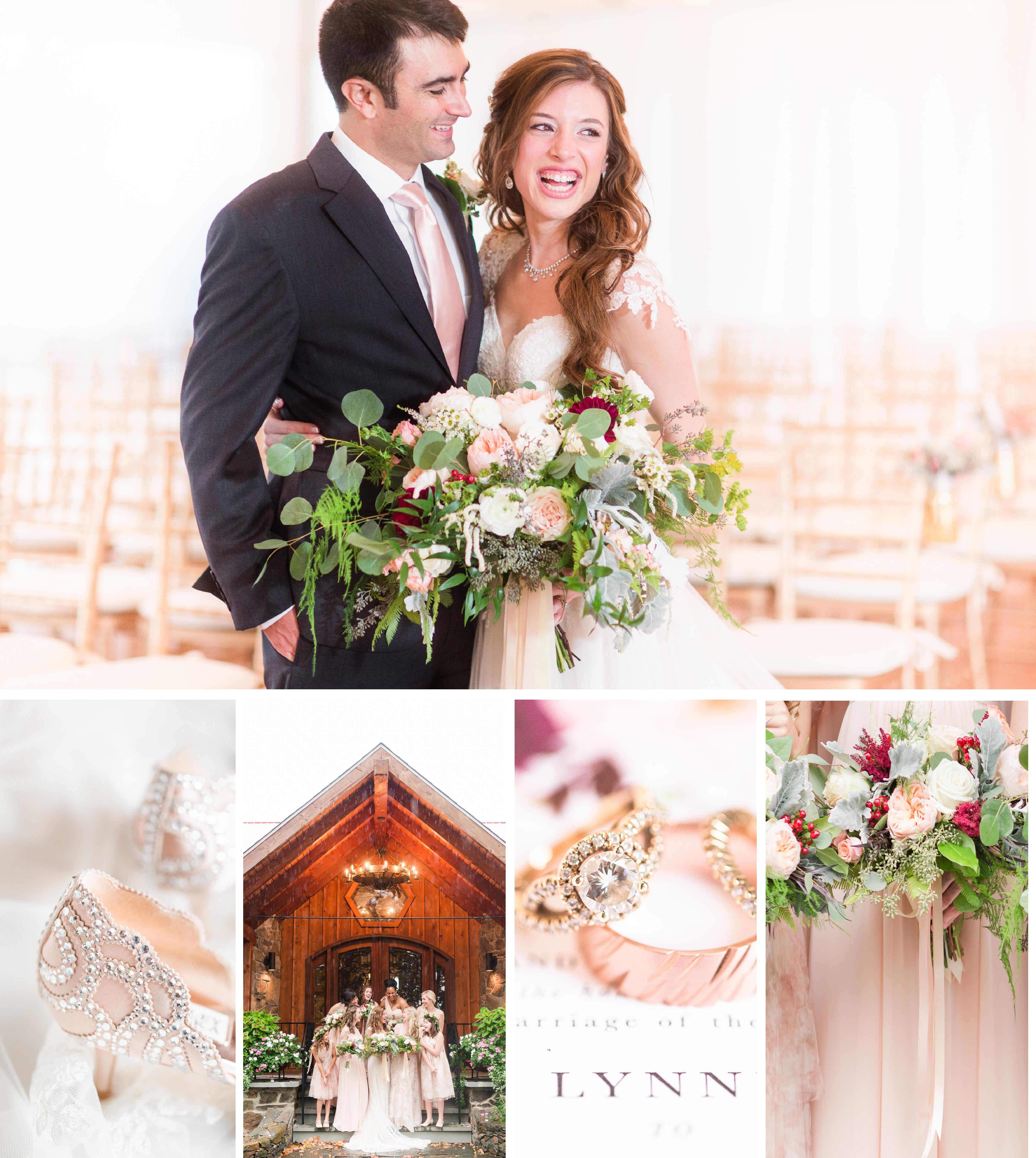 North Carolina Farm Wedding Kiersten Sam: Derek + Kerri Red Maple Vineyard