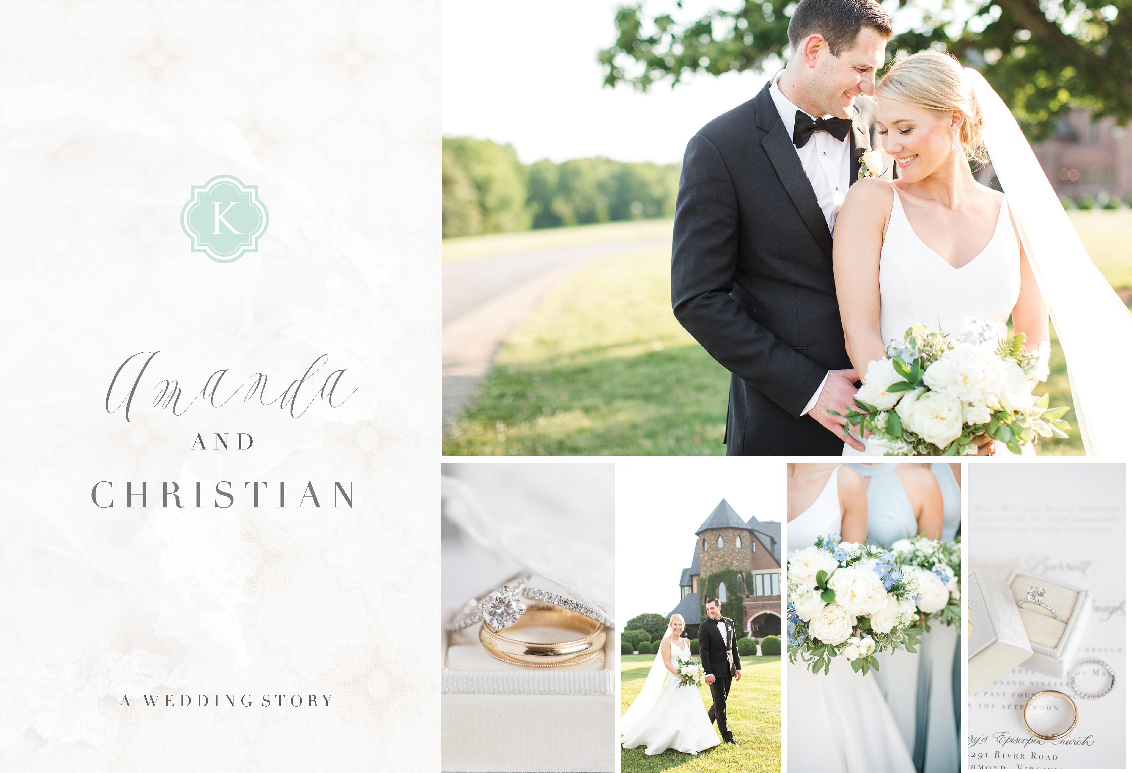 DOVER HALL WEDDING PHOTOS RICHMOND ESTATE VENUE