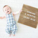 Graham's Second Month