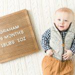Graham's Sixth Month