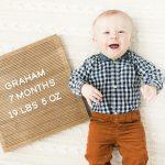 Graham's Seventh  Month
