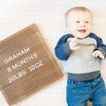Graham's Eighth Month
