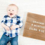 Graham's Ninth Month